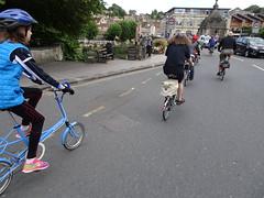 Take over (stevenbrandist) Tags: moulton moultonbicyclecompany moultonbicycleclub bradfordonavon boa bicycle