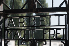 Those words. (multituba) Tags: dachau munich germany concentrationcamp camp holocaust