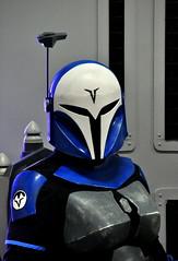 Bo Katan (Two8five) Tags: 501 501st legion vadersfist starwars edmonton fanexpo edmontonexpo costume cosplay badlandsgarrison badlands bokatan mercenary mandalorian