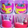 Sweet Cakes!! Para las princesas de la casa  solo en #sweetcakesstore #lecheria #venezuela #puertolacruz #bakery #cupcakery #originalcakes #originalstore #originalcupcakes #cakes #cute #princess #rapunzel #photooftheday #instagramers #3000followers #sweet (Sweet Cakes Store) Tags: cakes square de cupcakes yummy y venezuela tienda cupcake corona squareformat hudson princesa rosas rapunzel torta fondant magica tortas varita lecheria sweetcakes rufles ponques iphoneography instagramapp uploaded:by=instagram sweetcakesstore sweetcakesve