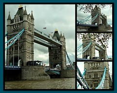 "Tower Bridge..Mosaic..""Explore"" (Tadie88) Tags: london towerbridge digitalart mosaics explore creativeart towerbridgelondon"