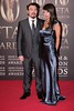 Jack L and Guest at Irish Film and Television Awards 2013 at the Convention Centre Dublin