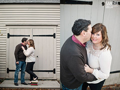 Victoria + Darryl | Engaged (Sandra Elford) Tags: vintage newfoundland downtown stjohns antiquestore