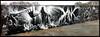 'Gas Spectre & Robot' wall (Dan Kitchener - DANK) Tags: graffiti letters gasworks graff essex esp pilot dank chelmsford espcrew thepilot liquitex essexgraffiti dankitchener imcrew airbornemark dankgraffiti epicscaleproductions chelmsfordhalloffame liquitexspraypaint