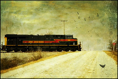Why did the (keeva999) Tags: texture rural nikon country trains iowa hss d3200 boccacino memoriesbook delanydean skeletalmess skeletalmessbirdbrush