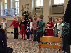 Dominic Preschool Xmas