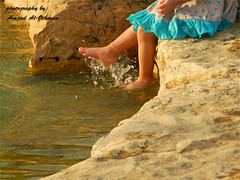 kid (Amjad Al-Othman~) Tags: water kid play