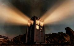 Tardis (^VictoriaG^) Tags: game screenshot fallout3