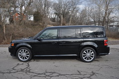 "2012 Ford Flex Rear Suicide Doors • <a style=""font-size:0.8em;"" href=""http://www.flickr.com/photos/85572005@N00/8497499675/"" target=""_blank"">View on Flickr</a>"