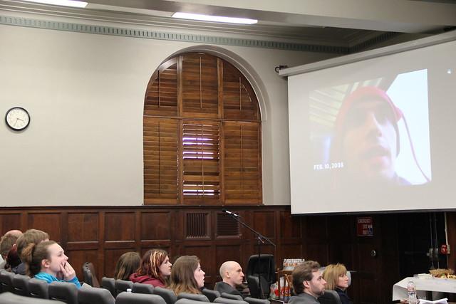 Speaker Series audience