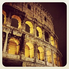 Colosseum #travel #rome