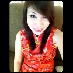 #Happy #CNY #2013  #ผ่านตรุษจีนมาแล้ว #แต่ลืมอัพรูป #version1 ((24Feb2013))  ☺✨