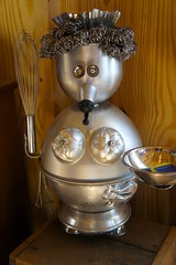 Kitchen Robot (AndersHolvickThomas) Tags: california abstract art kitchen robot sony pescadero nex5