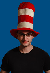 In The Hat (dandimar) Tags: hat cat dr suess
