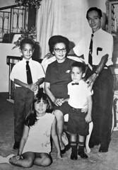Sen. Richard Taitano and Family