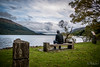 Sometime you just have to seat and look (El Boludo !) Tags: scotland highland lochlomond gf1