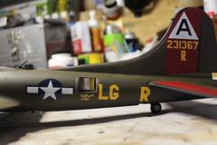 B-17 Chowhound (2wiice) Tags: b17 chowhound boeingb17flyingfortress b17chowhound