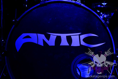 Antic Drum Head