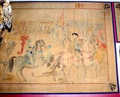 Sala de tapices del Senado: Estado final (KRONOS Servicios de Restauracin) Tags: senado kronos tapices restauracintejidos restauracintapices