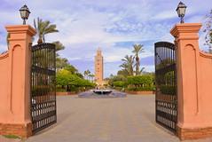 DSC_0152 (Flow Rem) Tags: lakoutoubia marrakech maroc
