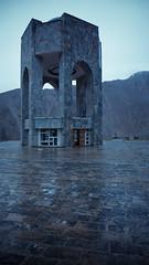 Ahmad Shah Massoud grave (Fabien Dany) Tags: afghanistan grave mausoleum valley martyr mujahideen panjshir ahmadshahmassoud