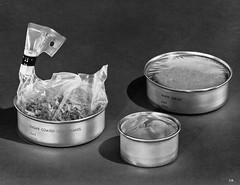 1973 ... Skylab space food! (x-ray delta one) Tags: sf mars 1955 illustration vintage mercury space astronaut nasa 1950s skylab scifi lifemagazine rocket sciencefiction 1960s outerspace tomorrowland apollo gemini mir cosmonaut vostok thefuture aerospace cccp saturnv soyuz worldoftomorrow spacerace spaceexploration magazineillustration maninspace robertmccall