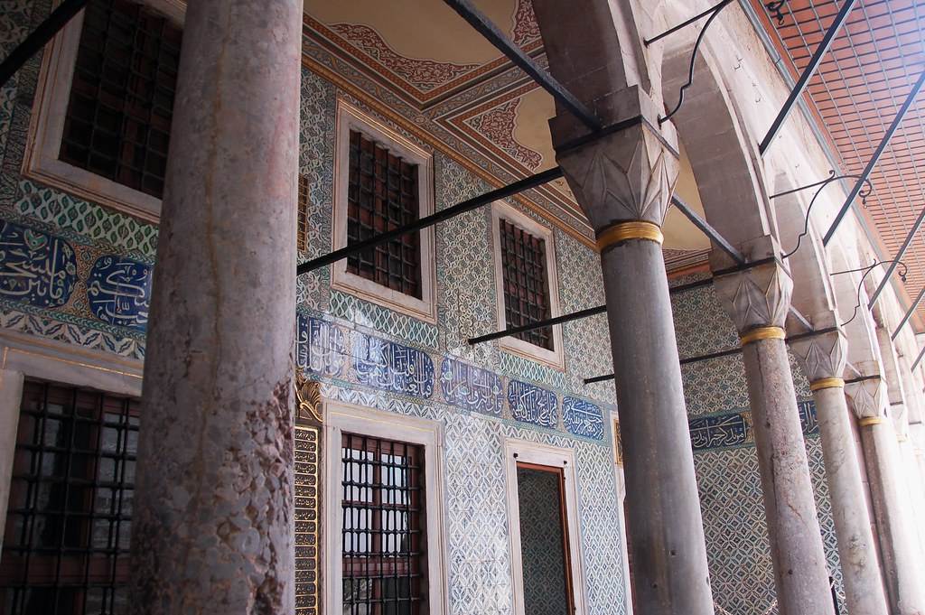 The world 39 s best photos of courtyard and eunuchs flickr hive mind - Faience corridor ...