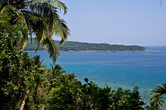 View of Ross Island (from Port Blair), Andaman and Nicobar Islands, India (New Delhices) Tags: india banknotes rupees andamans rossisland andamanandnicobarislands twentyrupees