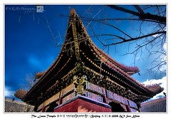 The Lama Temple   (Beijing ) (SKHO ) Tags: travel building architecture temple nikon beijing    structural    thelamatemple d700 nikond700 afsnikkor1735mmf28difed