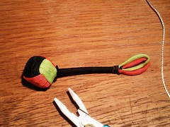 multicolor monkeyfist. (michael pollak) Tags: knot keyfob paracord schlsselanhnger knoten monkeyfist flickrandroidapp:filter=none kinderkopf