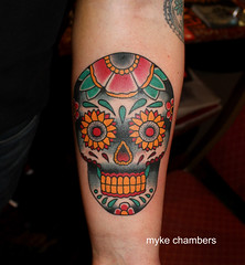 (Myke Chambers Tattoos) Tags: old school color philadelphia nc asheville traditional north tattoos pa carolina philly tatoo myke chambers tatto tato tattooing tattos tattooer traditionaltattoo oldschooltattoo oldschooltattoos