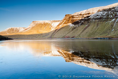 Llyn Y Fan Fach Range (LongLensPhotography co uk - Daugirdas Tomas Racys) Tags: blue winter sunset sunlight mountain lake snow cold reflection ice nature water wales walking golden evening climb countryside frozen cool hole unitedkingdom surface hike breconbeacons adventure clear freeze welsh peaks range tops llanddeusant llynyfanfach
