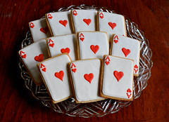 Casino Night Cookies