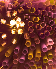 Abstract (rockindave1) Tags: light abstract canon eos toned straws canon5dmark2 5dmk2 colourstraws