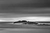 Isolation (amc717) Tags: longexposure blackandwhite philippines aurora dingalan