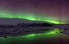 Northern Lights At Jökulsárlón (Kristinn R.) Tags: ice iceland nikon lagoon northernlights auroraborealis jökulsárlón d3x nikonphotography kristinnr
