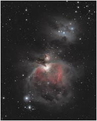 M42 L-RGB (Wailin...) Tags: canon stars space nebula astrophotography orion m42 astronomy messier runningman ngc1977 lrgb 450d Astrometrydotnet:status=solved Astrometrydotnet:version=14400 Astrometrydotnet:id=alpha20130493271774