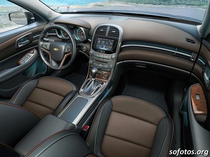 2013 Chevrolet Malibu Interior