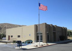 Post Office 92256 (Morongo Valley, California) (courthouselover) Tags: california ca postoffices morongovalley sanbernardinocounty