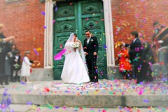 sposalizio (mamuangsuk) Tags: wedding party italy milan church marie groom bride italia rice milano union marriage confetti celebration chiesa event fete mariage festa bound dday lombardia matrimonio eglise italie sposa moglie unione weddingphotography sposo jourj marito mariee sposalizio dragees cotillons cokinfilters mamuangsuk