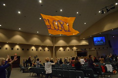 Glory Flag (Brandon_Minnich) Tags: center victory christian his presence symposium vcc embracing ehp 2013 pastortony