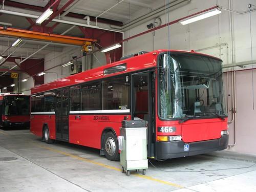 2006-06-26 - Bern, Depot Eigerplatz