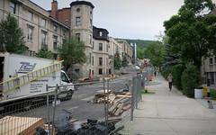 IMG_2650 (Ed Bilodeau) Tags: mcgill montreal summer construction mctavish