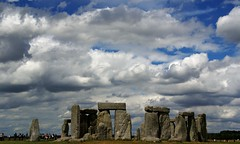 To Last (little_frank) Tags: stonehenge wiltshire england uk britain monument past prehistory landmark stones rocks standingstones cloudy sky clouds landscape scenery magic ancestral imposing skyline stonecircle fantastic wonderful beautiful special ago prehistoric monolith bluestones summer last lasting history giants mystic religion astronomy neolithic bronzeage