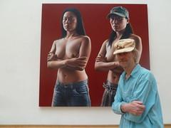 Kunst van Ed van der Kooy (JoséDay) Tags: museum gallery art artofimages pulchri denhaag haagsegalleries