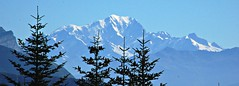 Mont Blanc (SmemorGi) Tags: montblanc montebianco coldugranier chartreuse