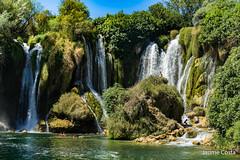 Kravice Falls (Jaume Costa) Tags: kravicefalls mostar bosnia lake waterfalls river water paradise swim nature natura paraiso parads aigua rio riu cascadas