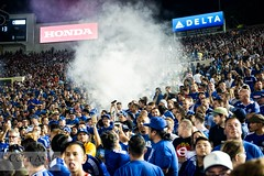 Blues and Smoke - 27-July-2016 (Cesar - 32photos) Tags: nikond800 d800 nikon nikkor nikkor2470mmf28 chelsea cfc utc ktbffh chelseafc jt johnterry chelseasummertour summer tour