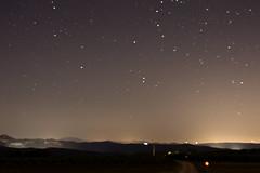 El cielo estrellado (jmlla93) Tags: estrellas fotografanocturna campoaras lucena noche