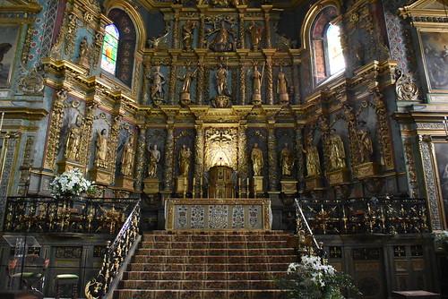 St.Jean-de-Luz.L'église St.Jean Baptiste.8